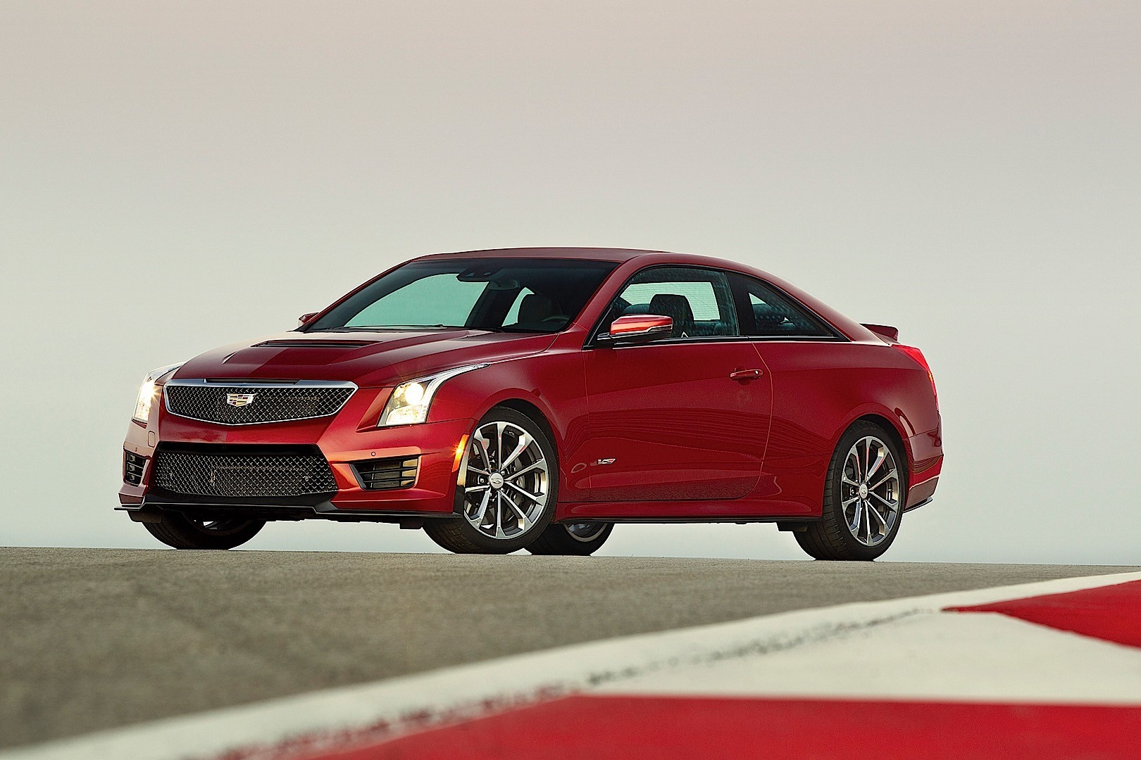 cadillac ats v coupe specs 2015 2016 2017 2018 autoevolution. Black Bedroom Furniture Sets. Home Design Ideas