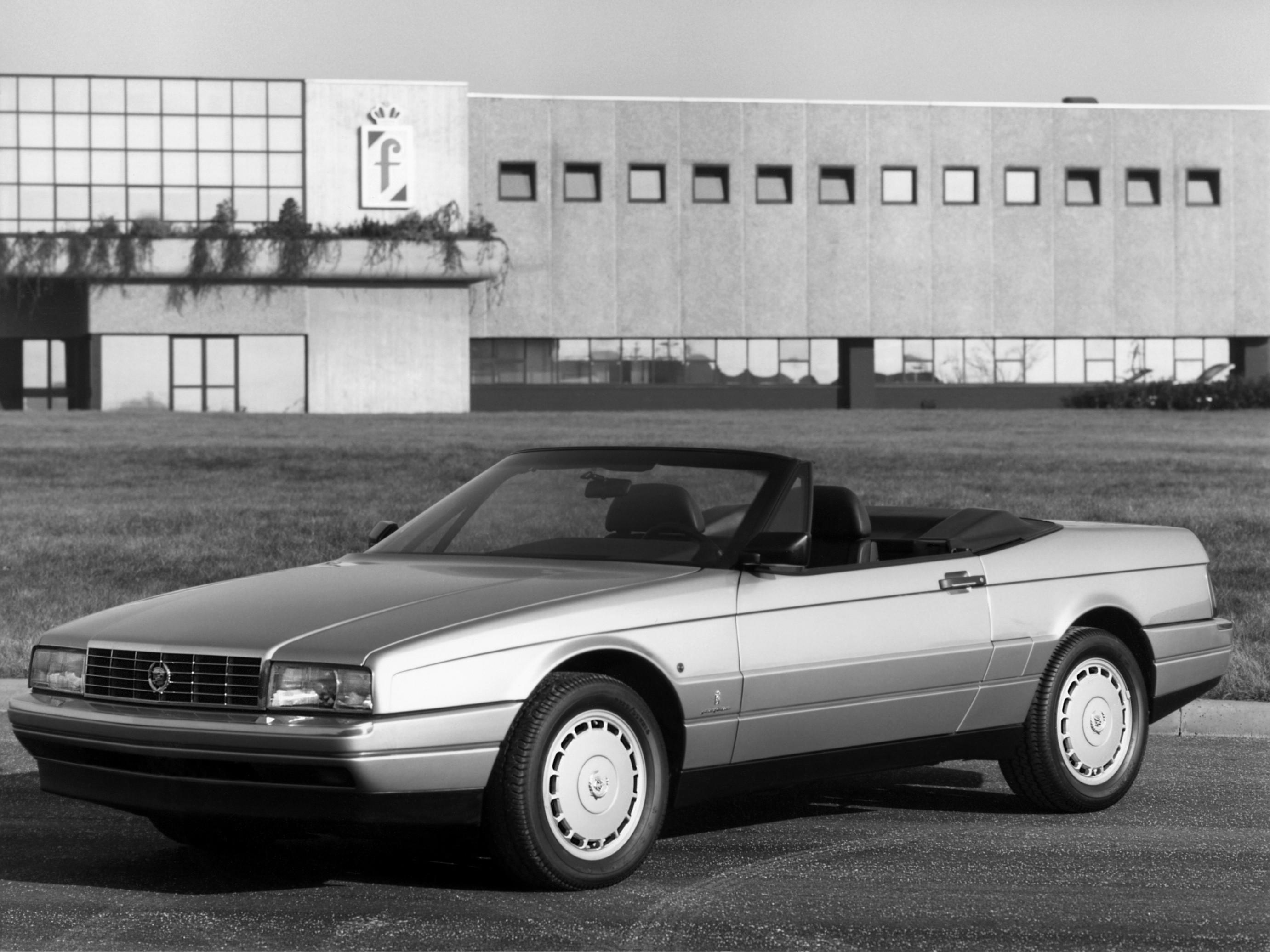 Cadillac Allante on 1993 Cadillac Allante