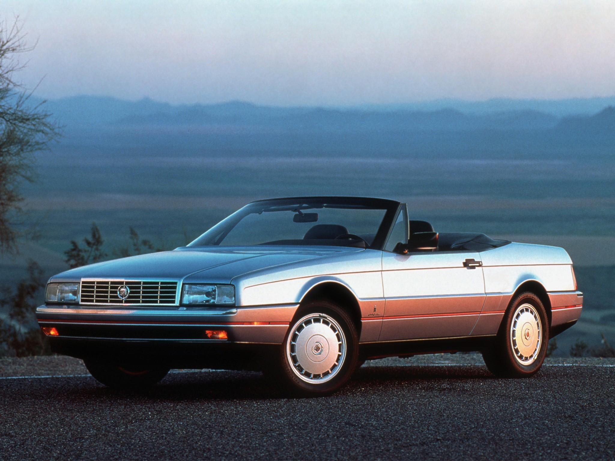 Cadillac Allante Specs Amp Photos 1987 1988 1989 1990