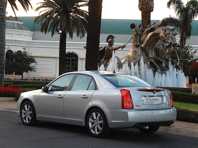 2010 Cadillac BLS Wagon photo - 3