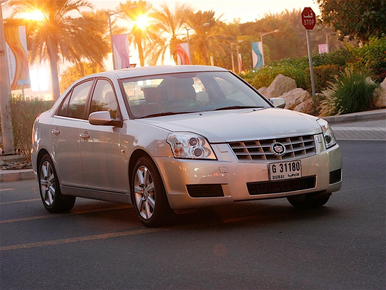Cadillac Bls Specs 2006 2007 2008 2009 2010 Autoevolution