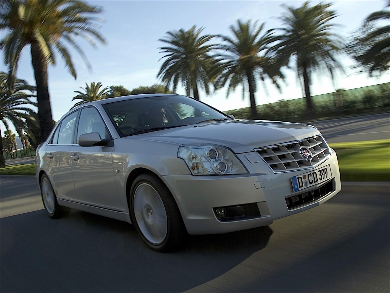 2010 Cadillac BLS Wagon photo - 2