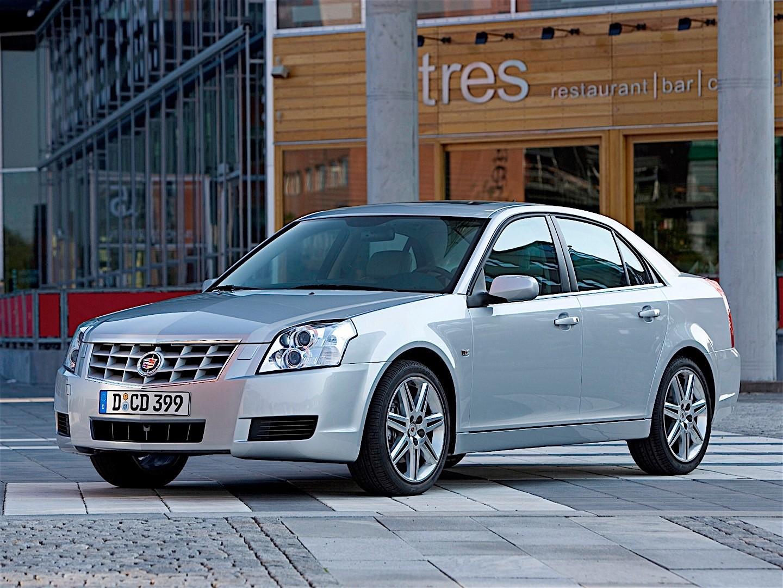 Cadillac Bls 2006 2007 2008 2009 2010 Autoevolution