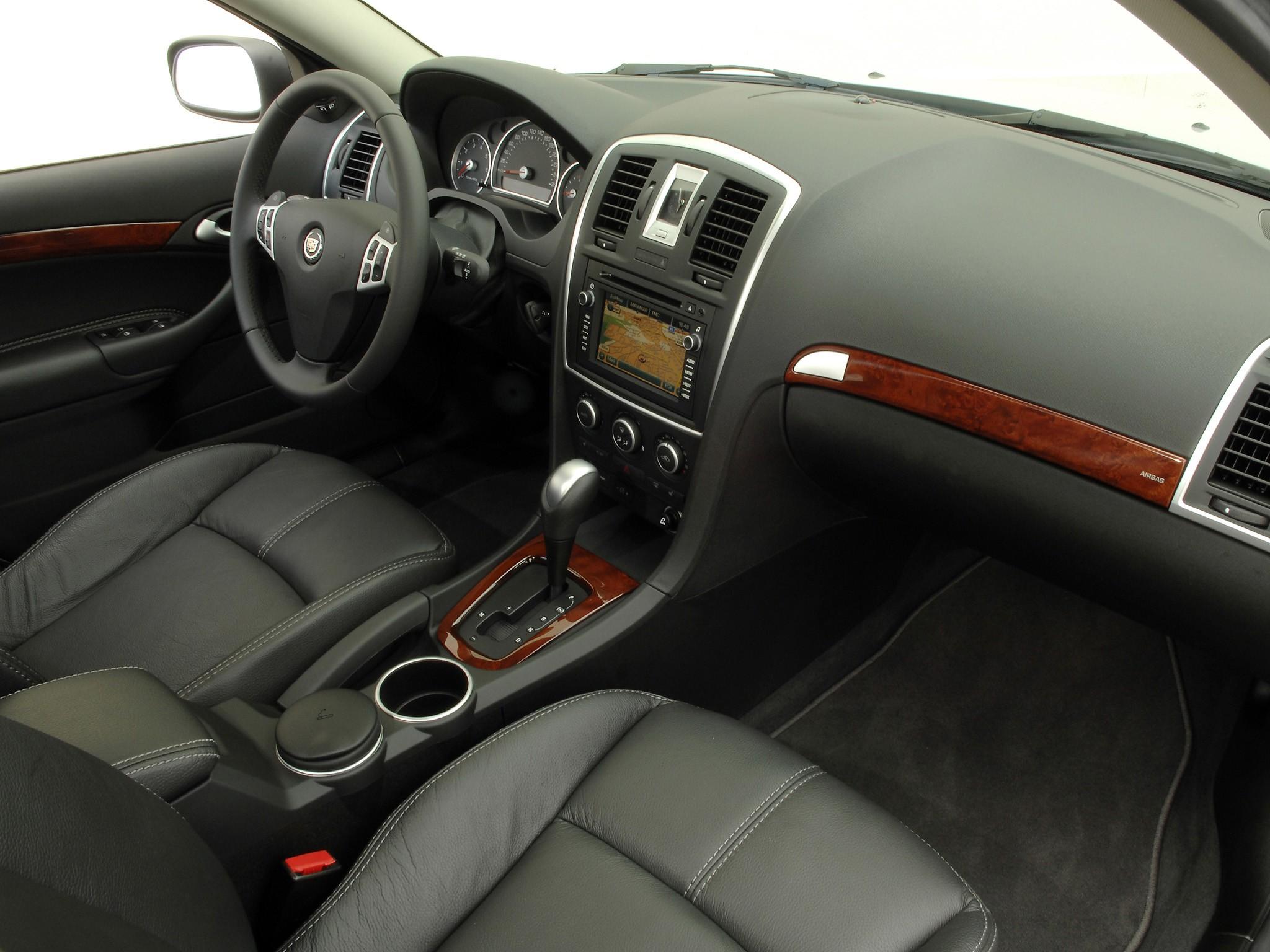 Cadillac Bls Wagon Specs 2007 2008 2009 2010 Autoevolution