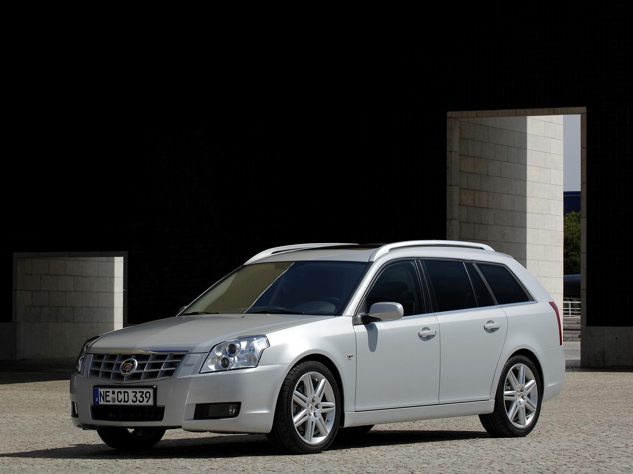 2010 Cadillac BLS Wagon photo - 1