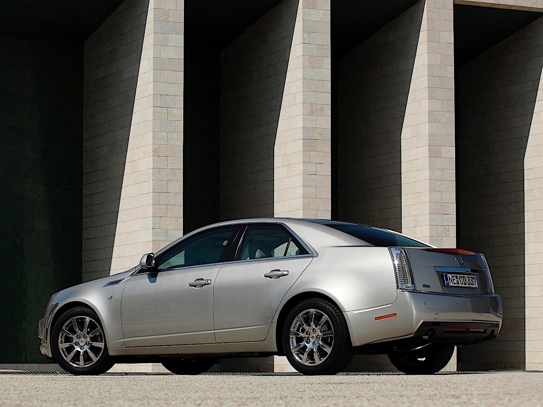 Cadillac Cts Specs Amp Photos 2007 2008 2009 2010 2011