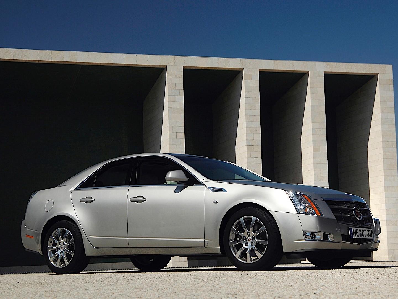 Cadillac Cts Specs  U0026 Photos