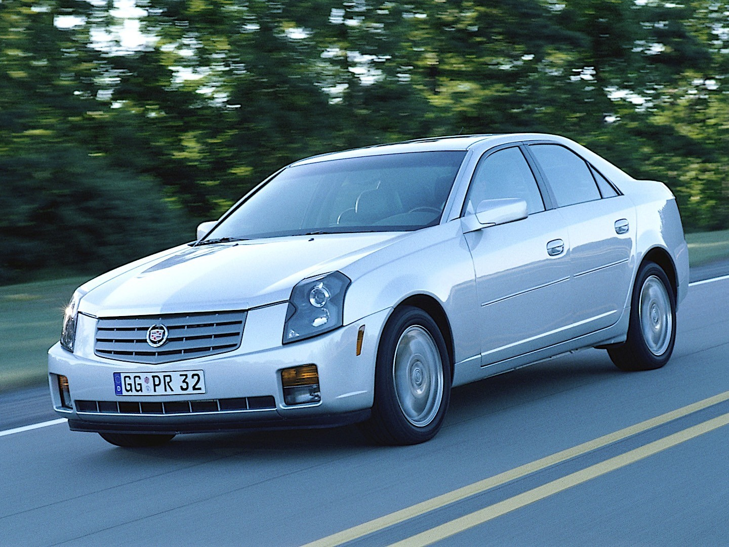Cadillac Cts on First Cadillac V8 Engine