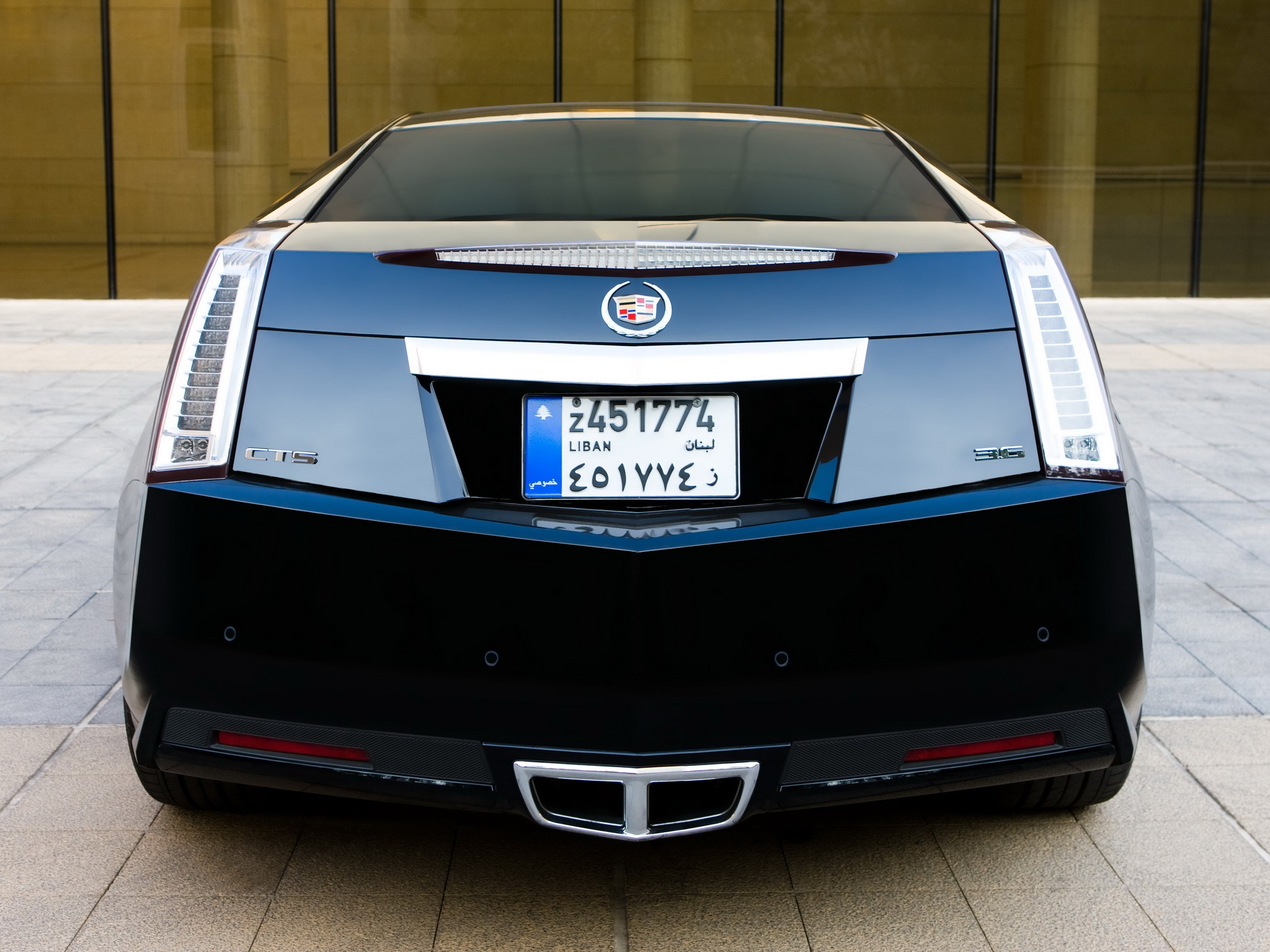 Best Awd Sports Cars >> CADILLAC CTS Coupe - 2011, 2012, 2013, 2014, 2015, 2016 ...