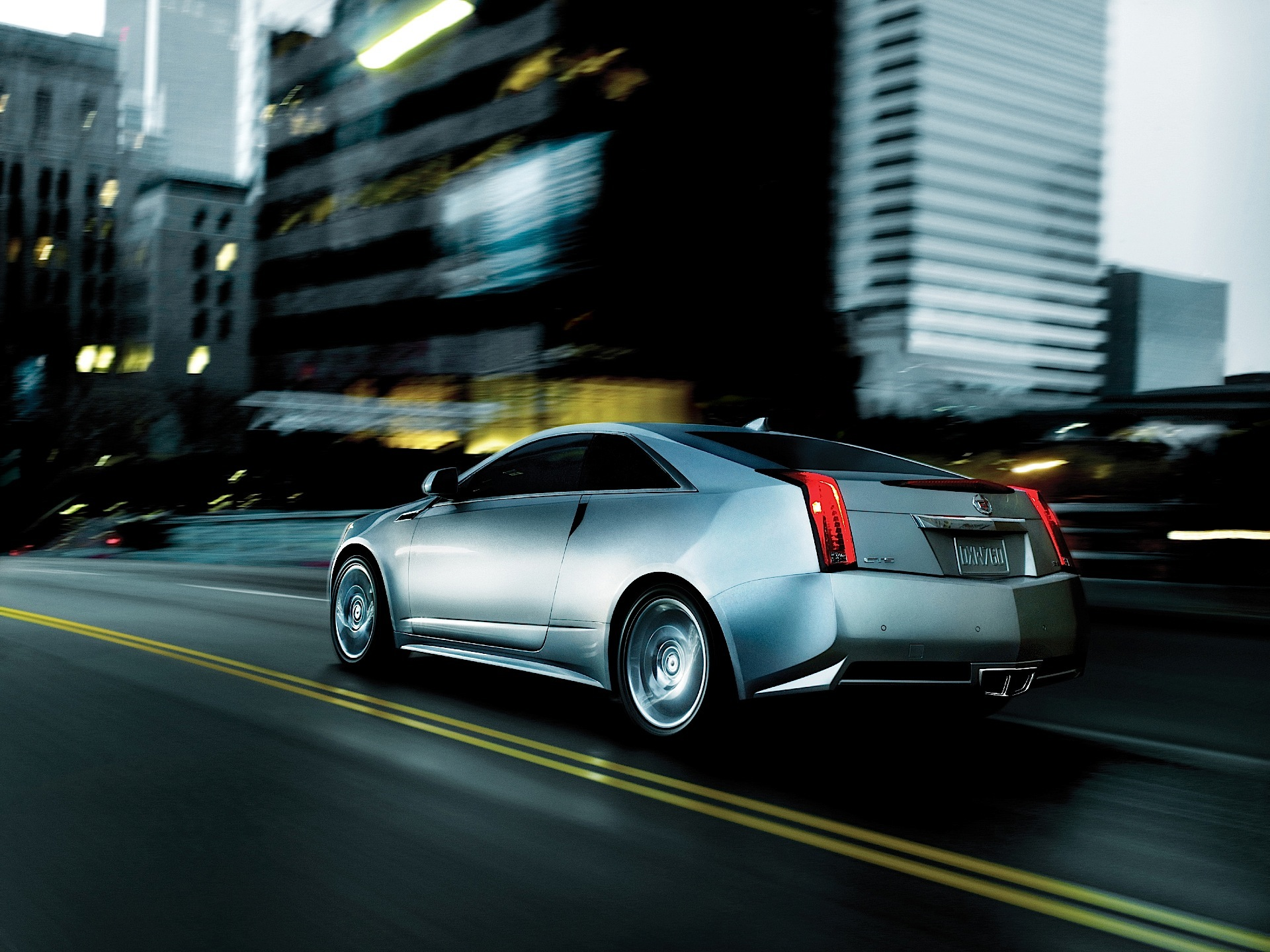 coupe edition strasse on v black diamond ctsv gtspirit wheels lowered cadillac cts