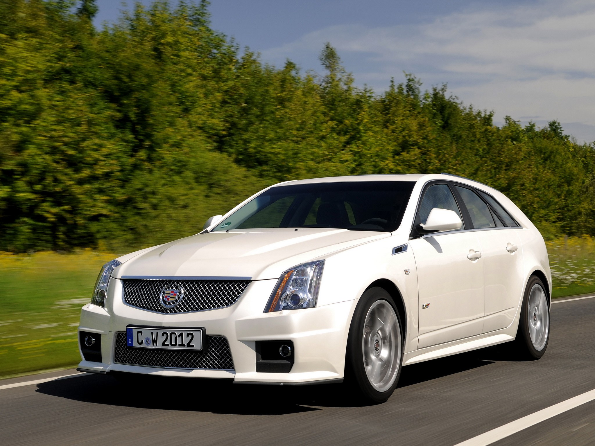 cadillac cts sport wagon 2009 2010 2011 2012 2013 2014. Cars Review. Best American Auto & Cars Review