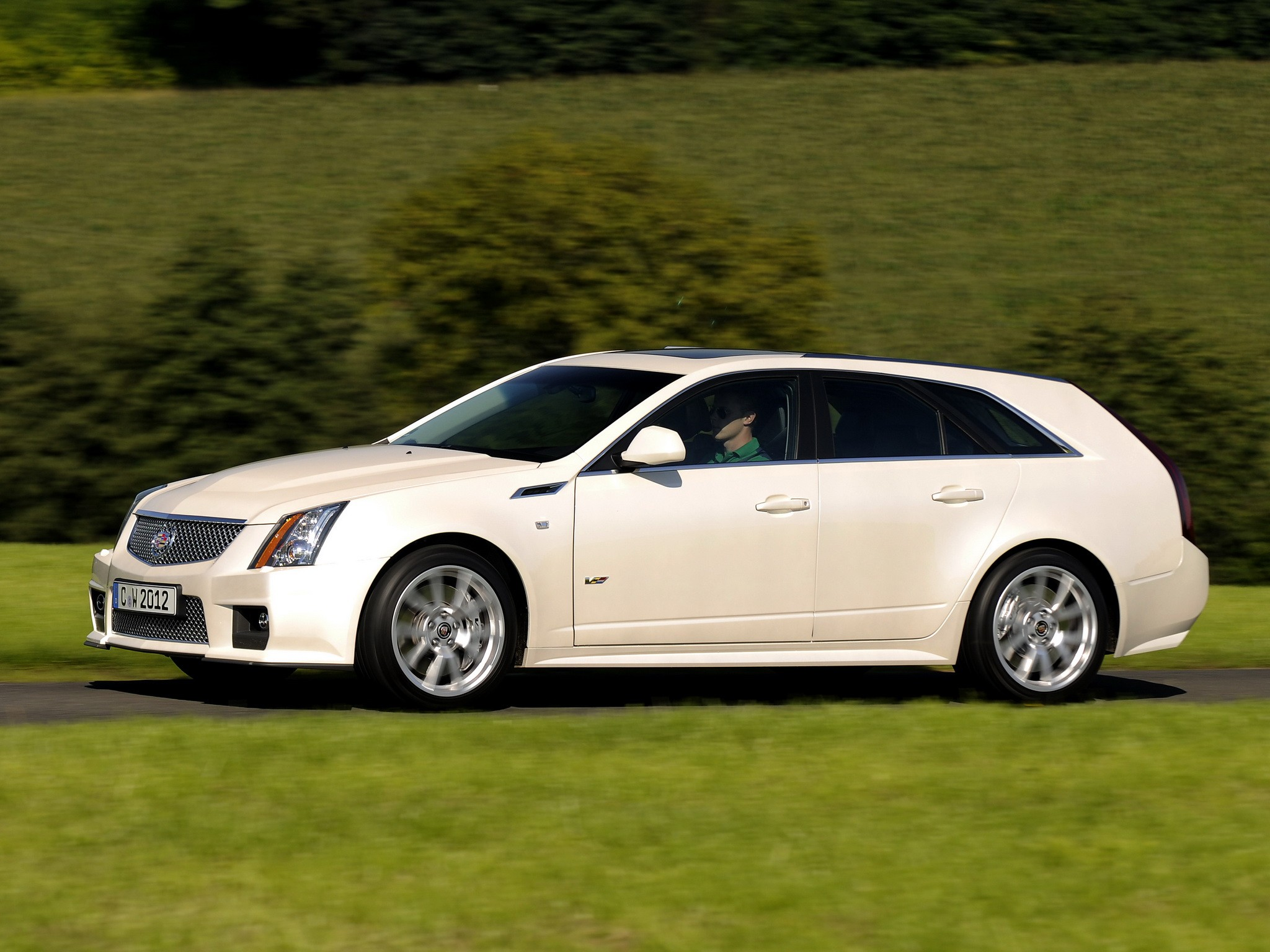 Cadillac Cts Sport Wagon Specs 2009 2010 2011 2012