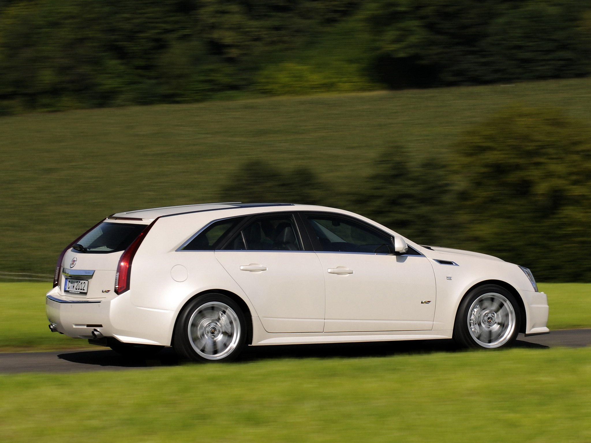 Cadillac Cts Sport Wagon 2009 2010 2011 2012 2013