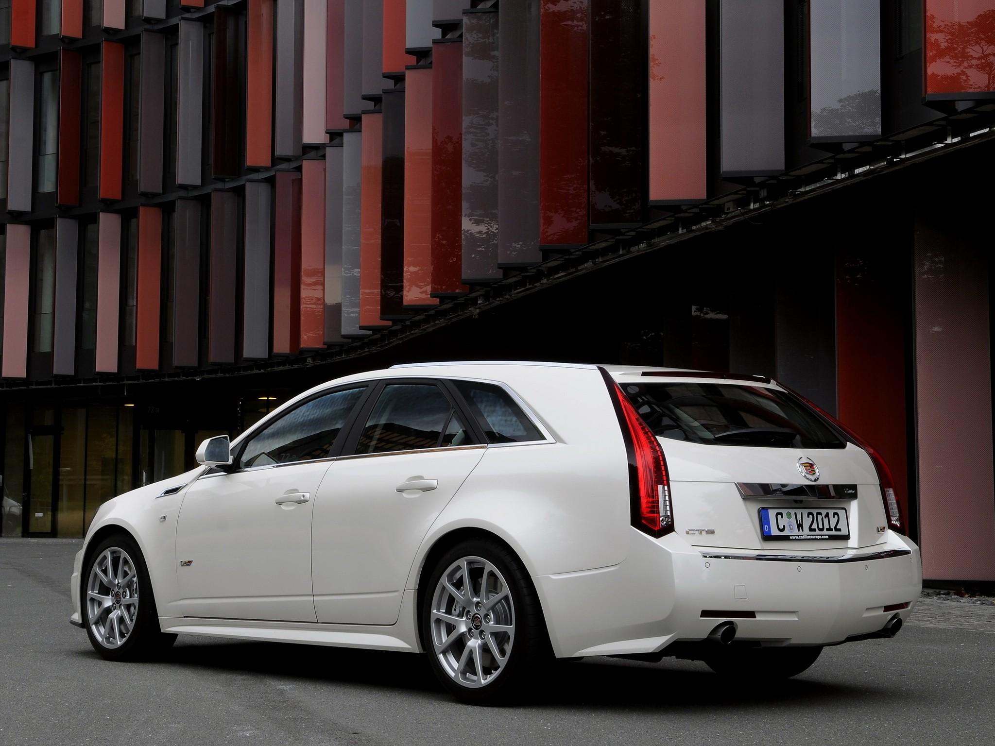 Cadillac Station Wagon Awd Html Autos Post