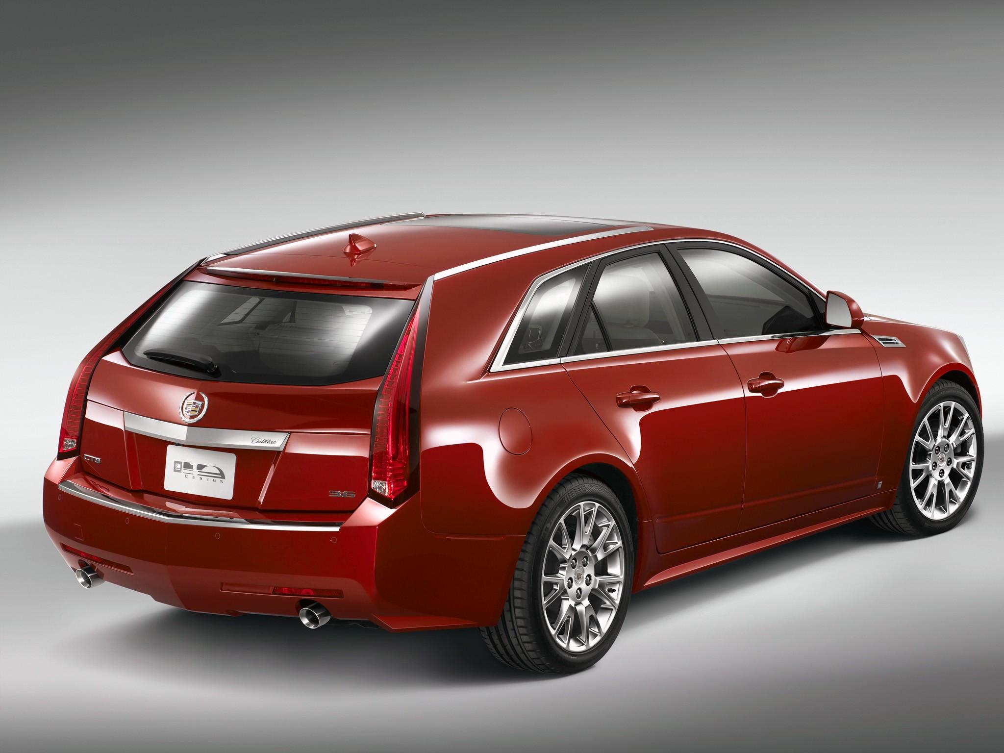 cadillac cts sport wagon specs 2009 2010 2011 2012 2013 2014 autoevolution. Black Bedroom Furniture Sets. Home Design Ideas