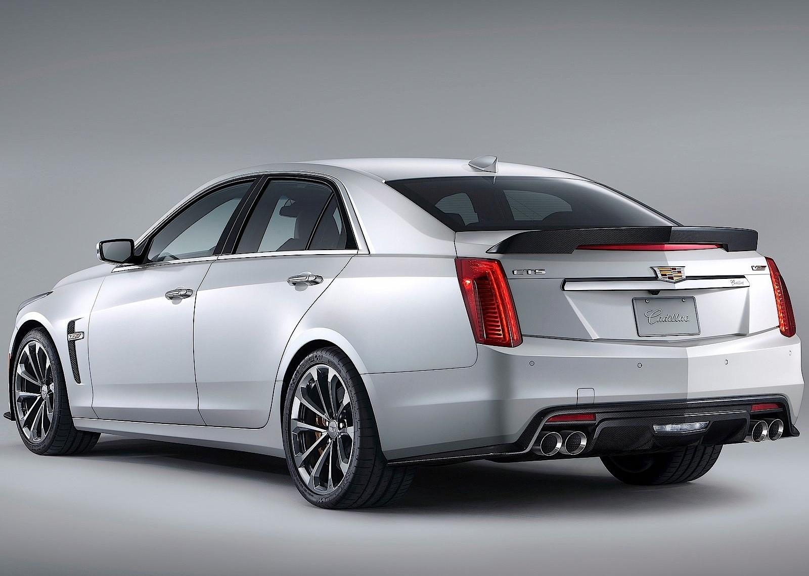 Cadillac cts v specs 2015 2016 2017 2018 autoevolution - Cadillac cts v coupe specs ...