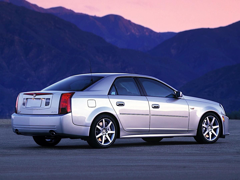 Cadillac Cts-v Specs  U0026 Photos - 2003  2004  2005  2006  2007