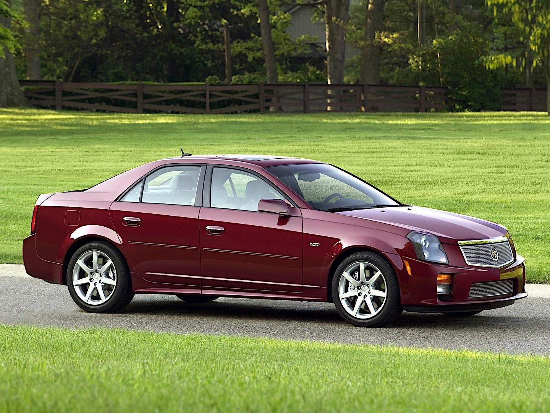 Cadillac Cts V Specs 2003 2004 2005 2006 2007