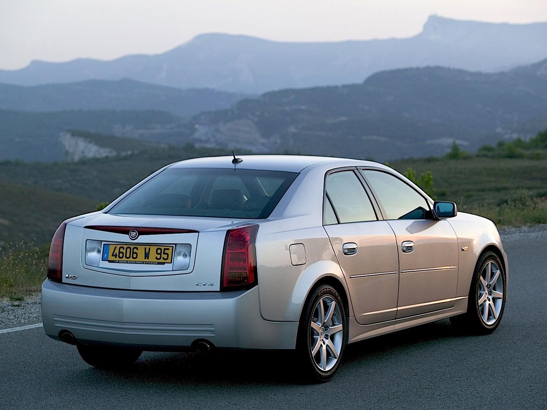 Cadillac Cts V Specs 2003 2004 2005 2006 2007 Autoevolution