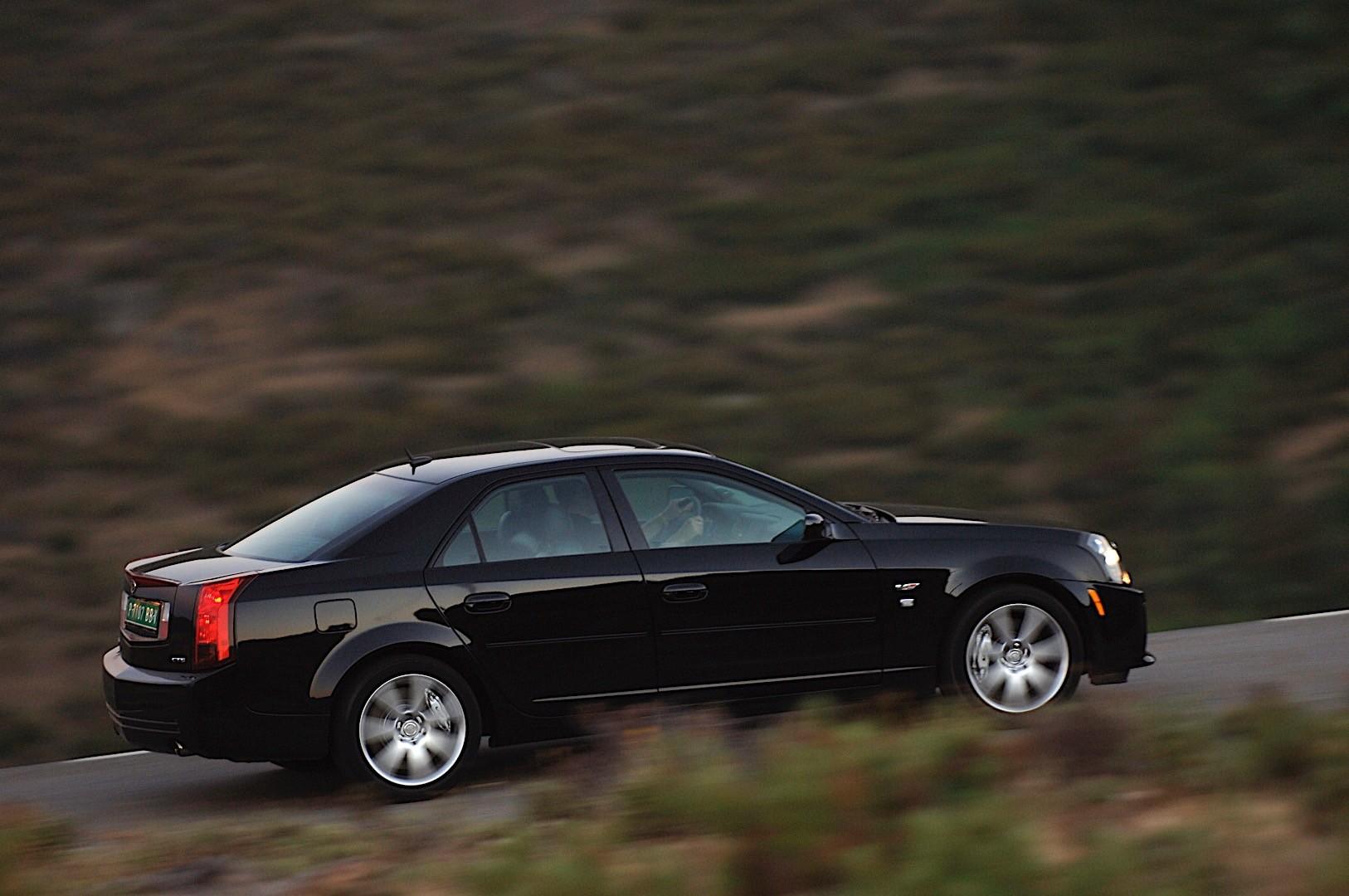 Cadillac Cts-v Specs  U0026 Photos
