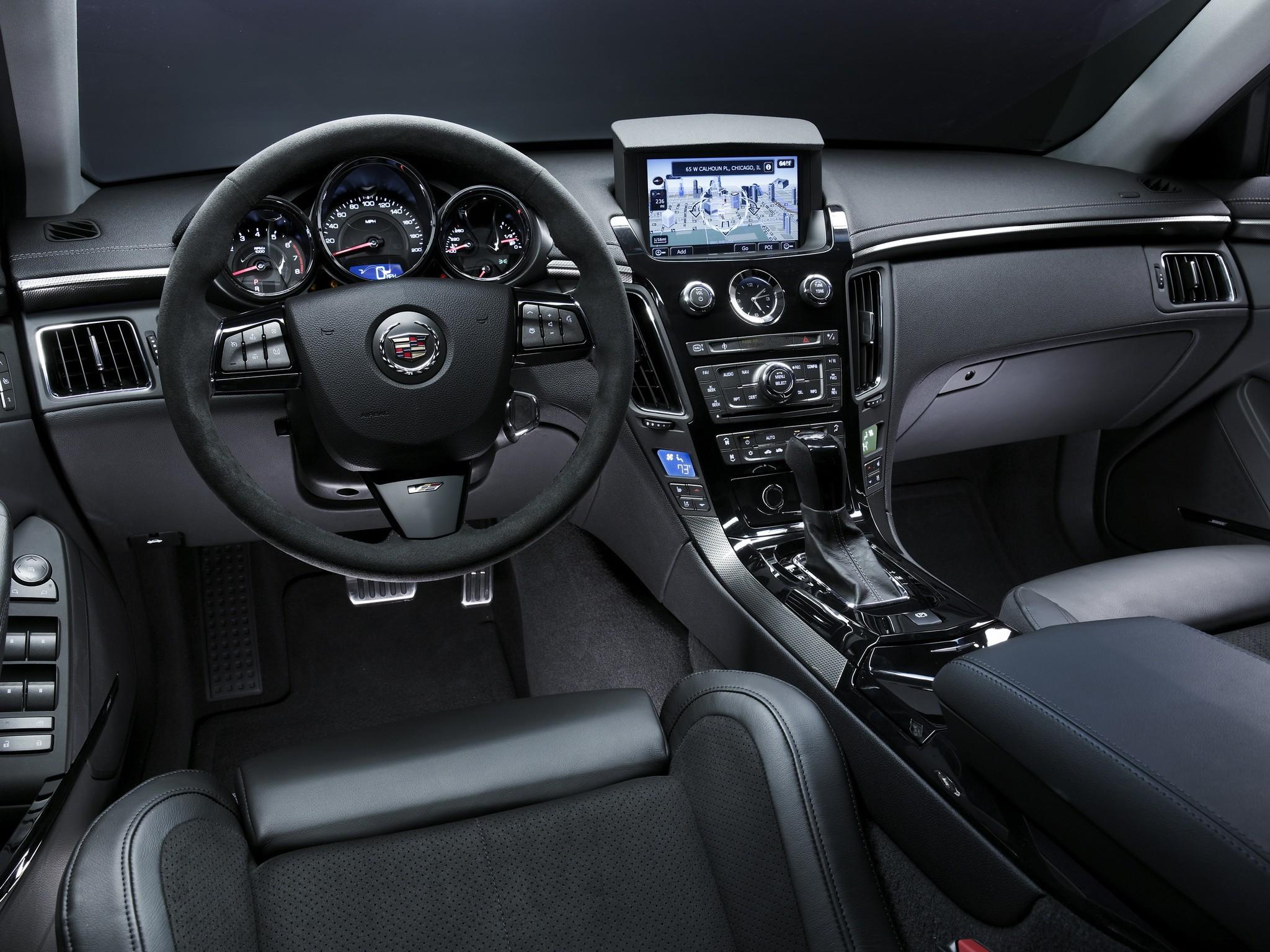 Cadillac Cts-v Coupe Specs  U0026 Photos