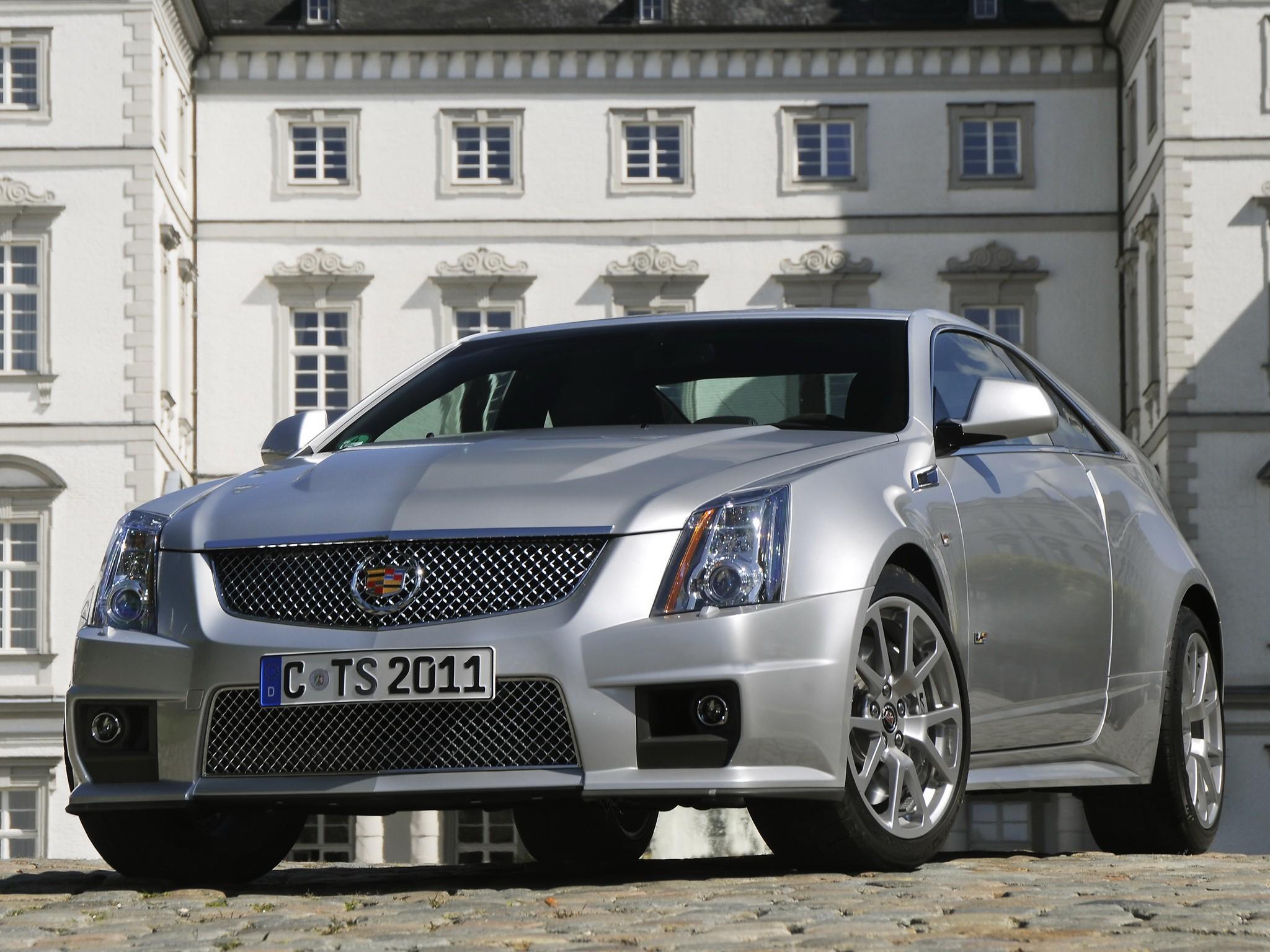 CADILLAC CTS-V Coupe - 2012, 2013, 2014, 2015 - autoevolution