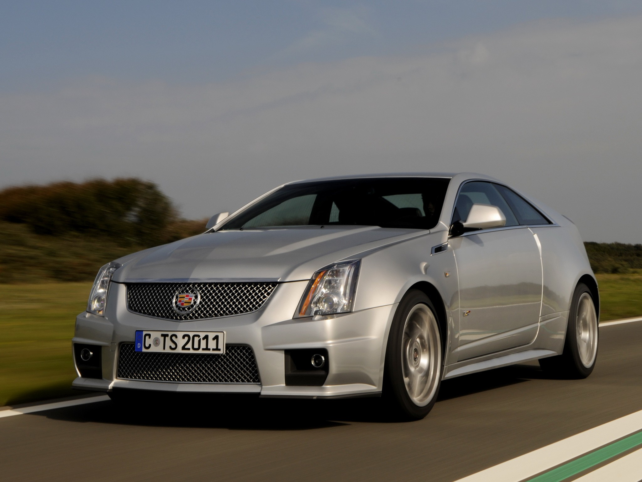 Cadillac Cts V Coupe 2012 2013 2014 2015 2016 2017