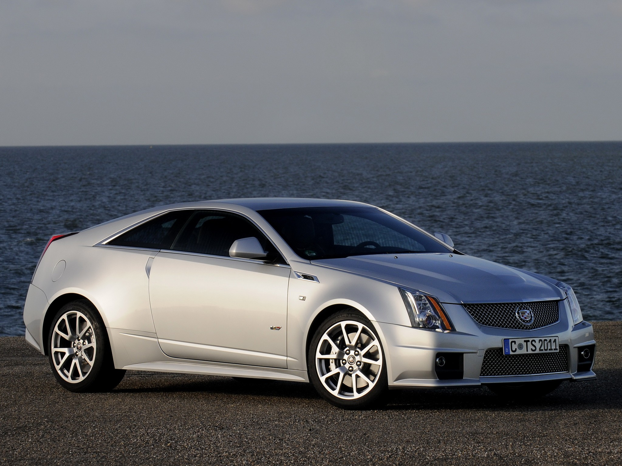 CADILLAC CTS-V Coupe - 2012, 2013, 2014, 2015, 2016, 2017 ...
