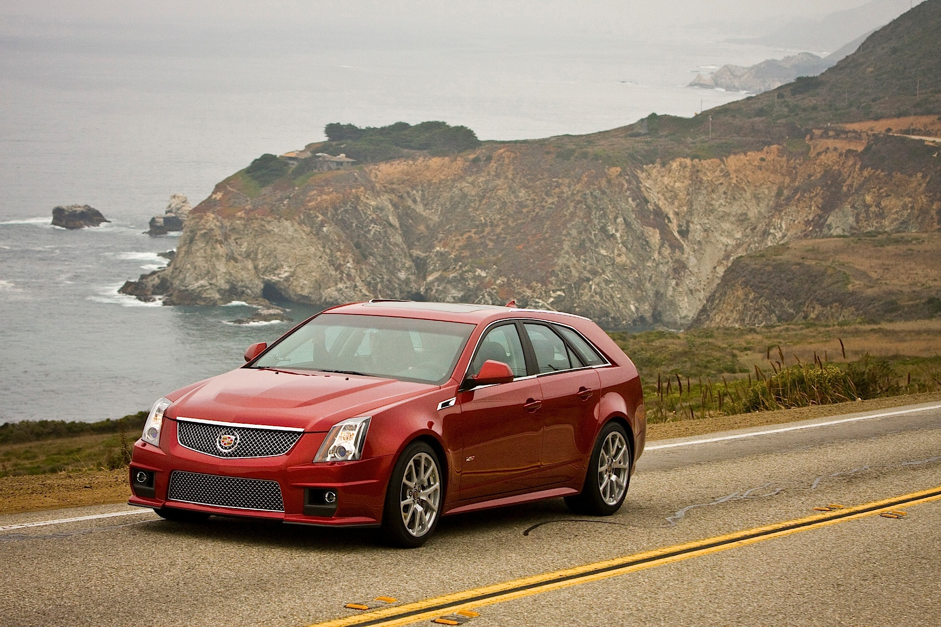 Cadillac Cts V Sport Wagon 2010 2011 2012 2013 2014