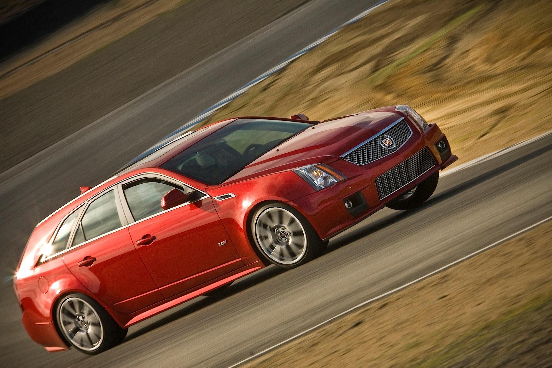 Cadillac Cts V Sport Wagon Specs Amp Photos 2010 2011