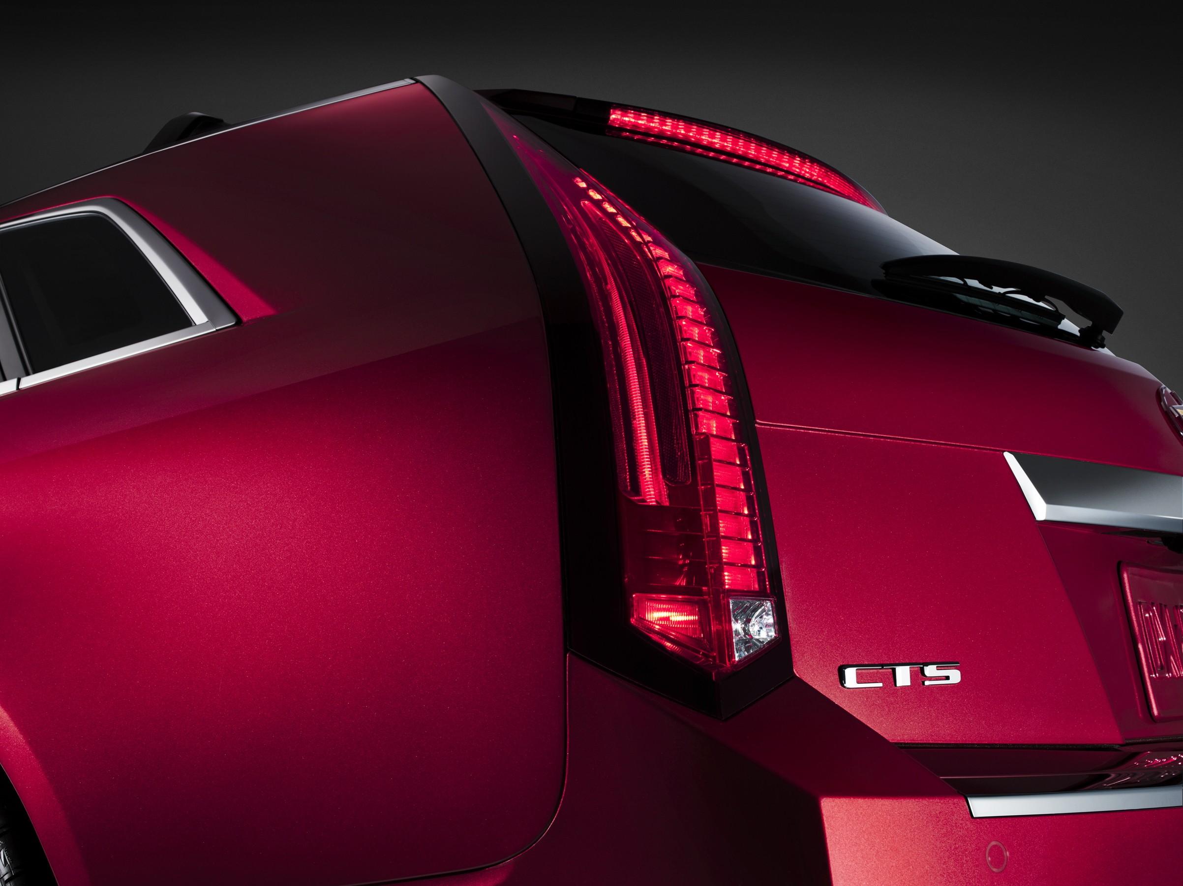 Cadillac Cts V Sport Wagon Specs Photos 2010 2011 2012 2013