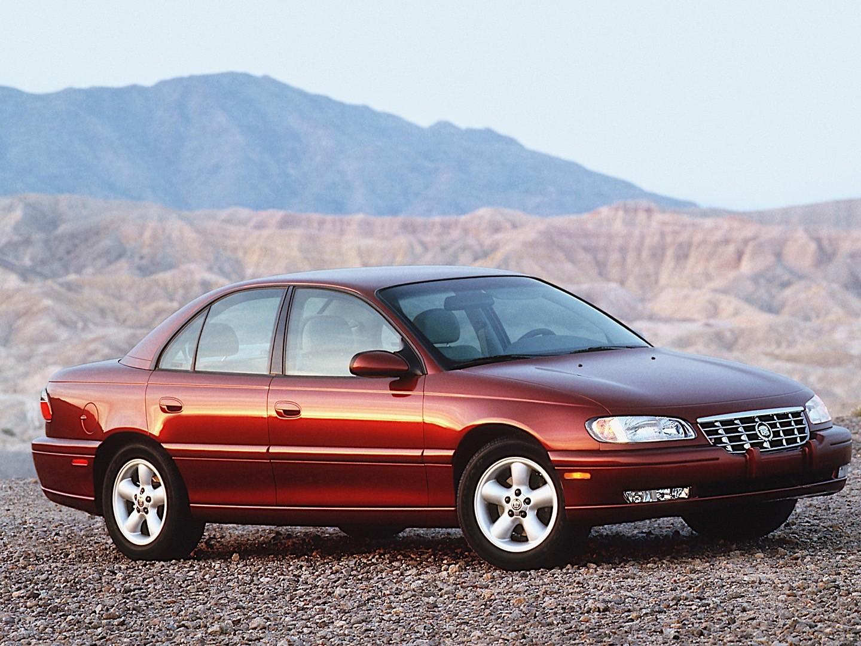 CADILLAC Catera specs & photos - 1997, 1998, 1999, 2000, 2001 - autoevolution