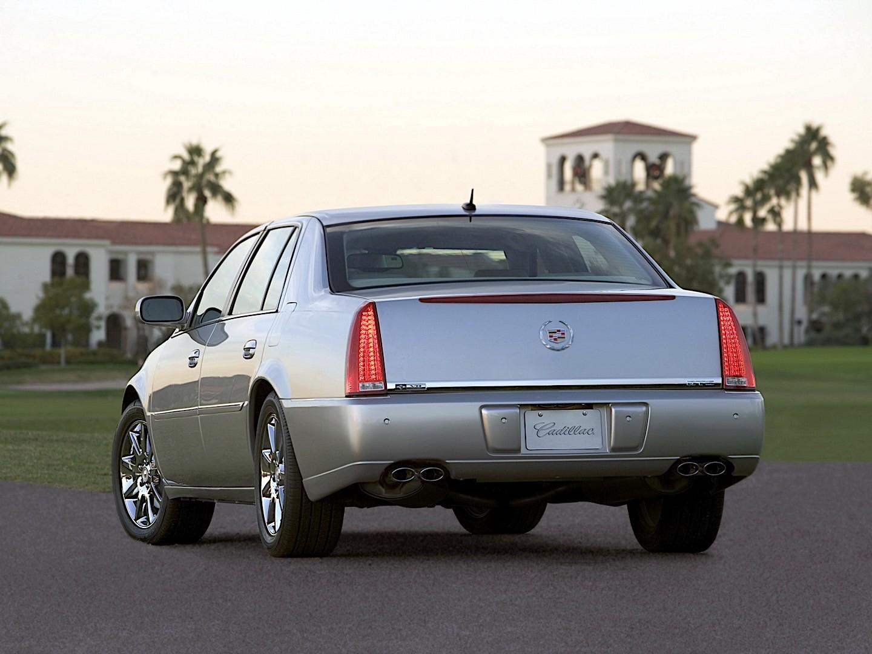 Cadillac Dts Specs Amp Photos 2005 2006 2007 Autoevolution