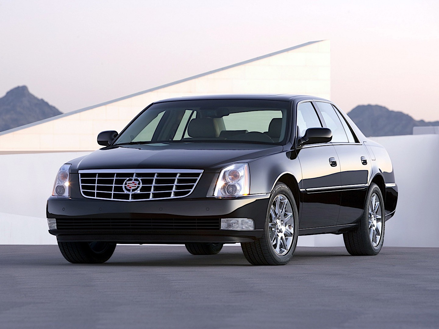 Cadillac Dts on 2005 Sts V8 Engine