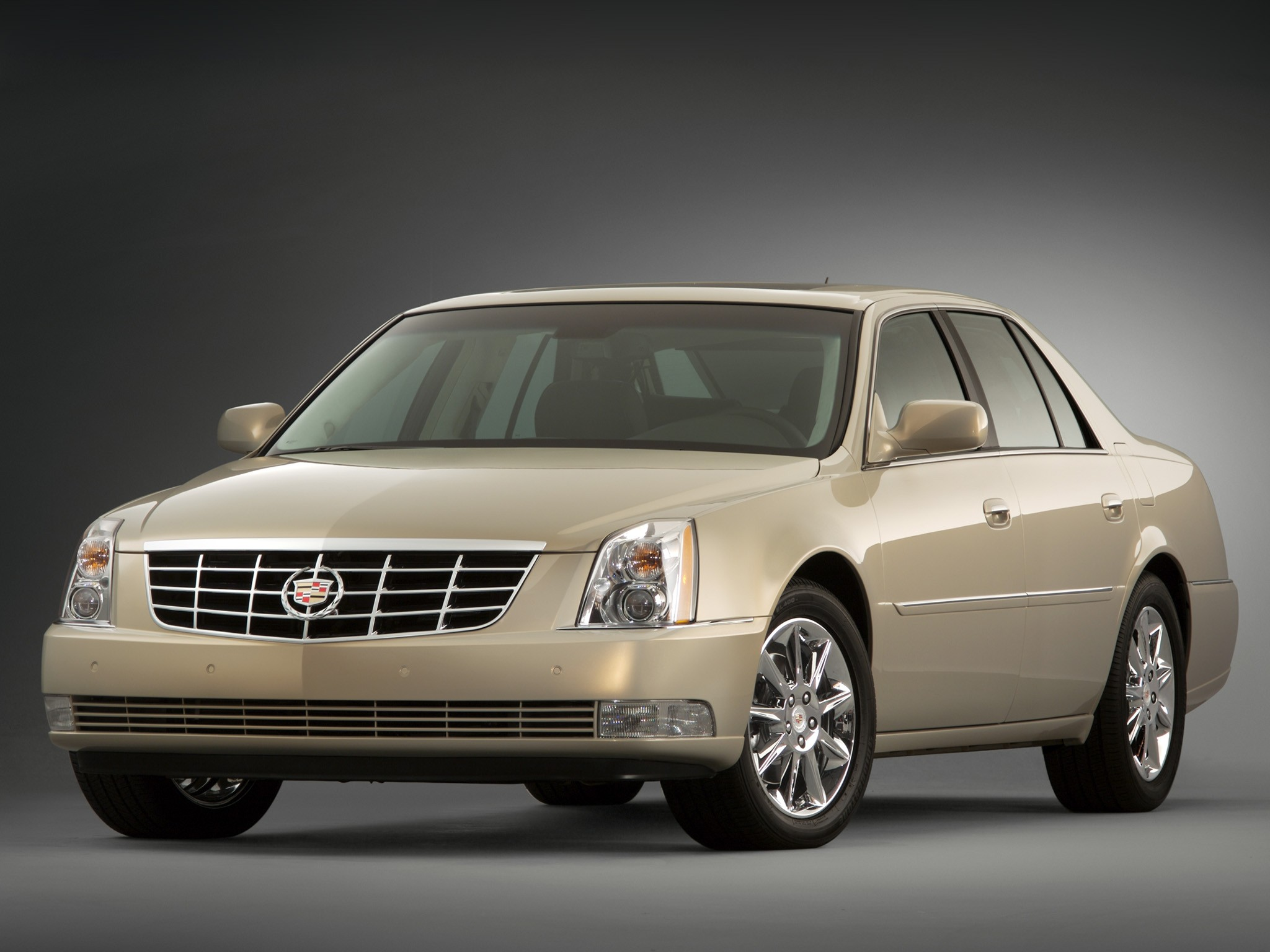 cadillac dts presidential news limousine
