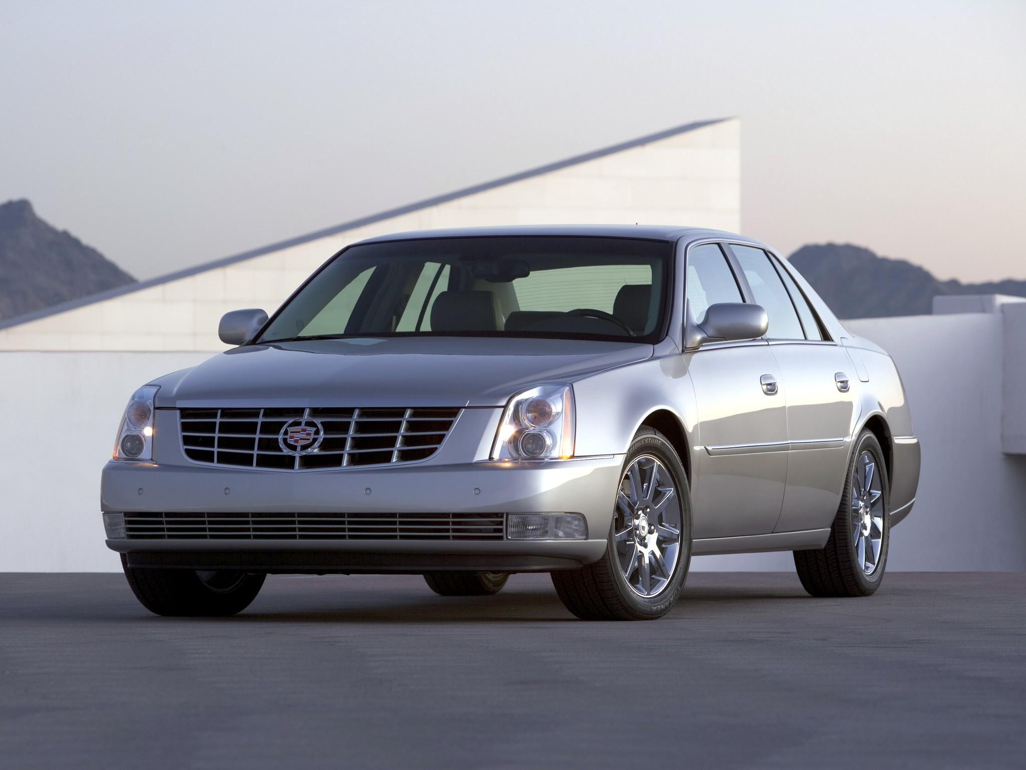 dts cadillac 2008 autoevolution cars 2009