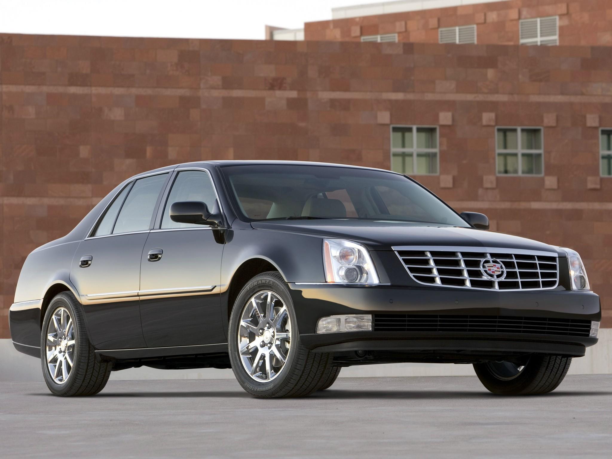 dts cadillac 2008 autoevolution 2009 cars