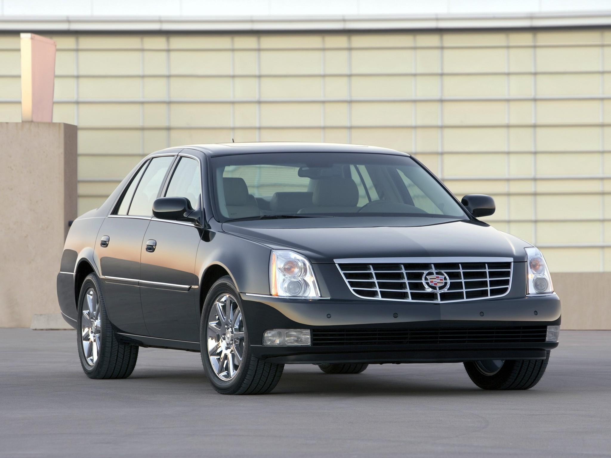 dts cadillac features exterior photos reviews price sedan