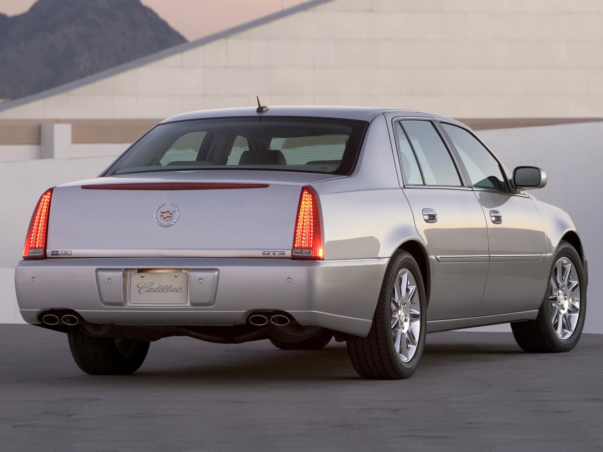Cadillac Dts on Dodge V8 Engine