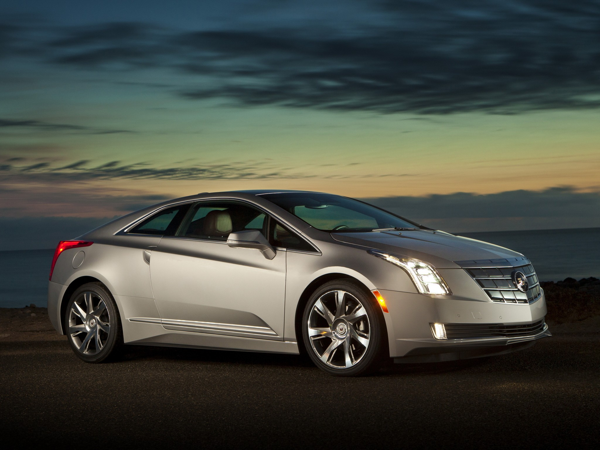 Cadillac Elr on Cadillac Cts V Engine