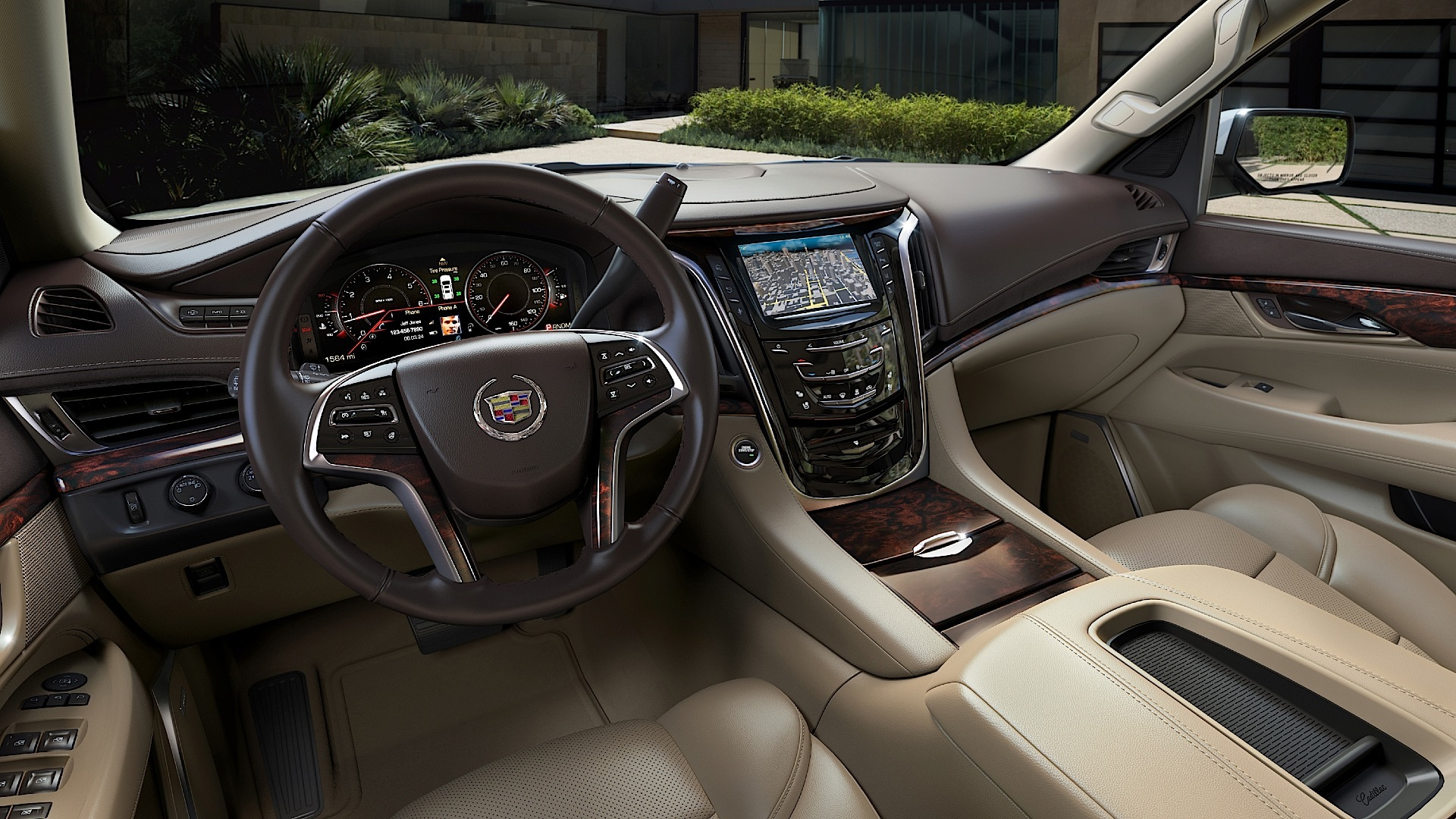 CADILLAC Escalade specs & photos - 2014, 2015, 2016, 2017, 2018, 2019 - autoevolution