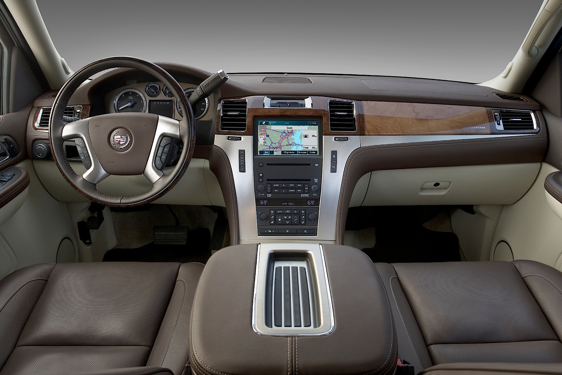CADILLAC Escalade ESV specs & photos - 2006, 2007, 2008 ...