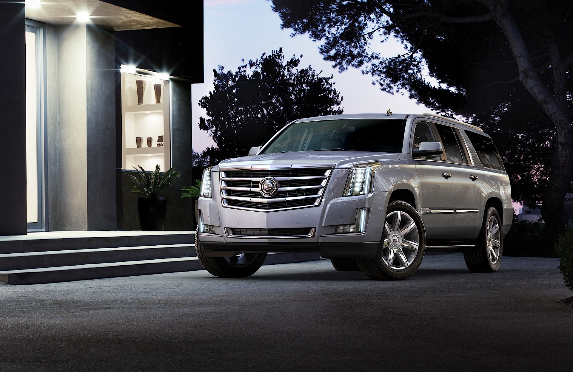 Cadillac Escalade Esv Specs Amp Photos 2014 2015 2016