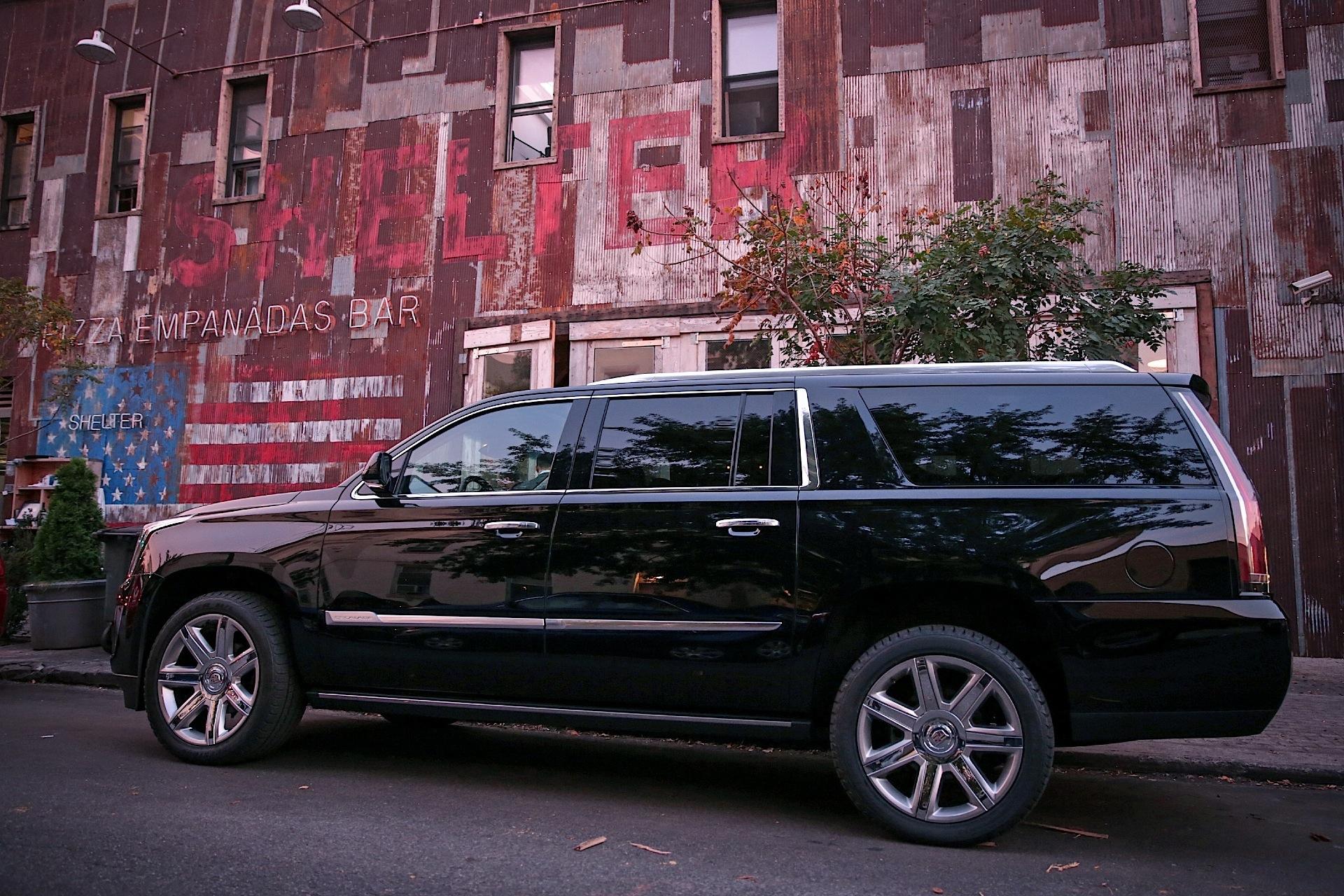 Mercedes Box Suv >> CADILLAC Escalade ESV specs & photos - 2014, 2015, 2016 ...