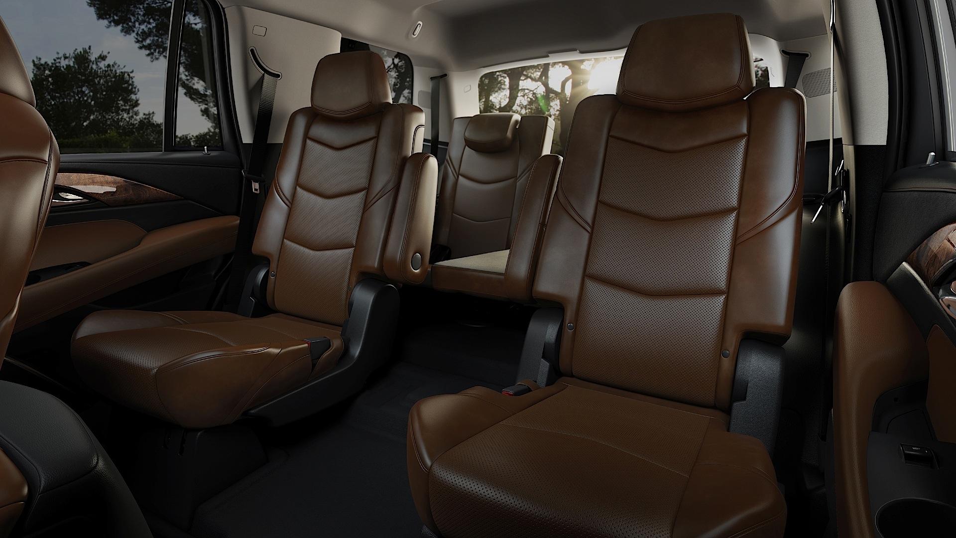 Cadillac Escalade Esv 2014 2015 2016 2017 Autoevolution