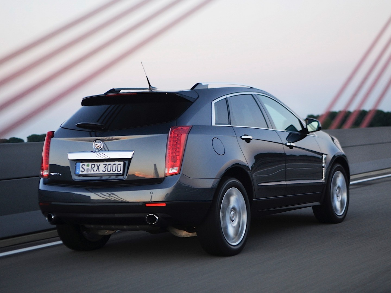 Cadillac Srx 2009 2010 2011 2012 2013 2014 2015