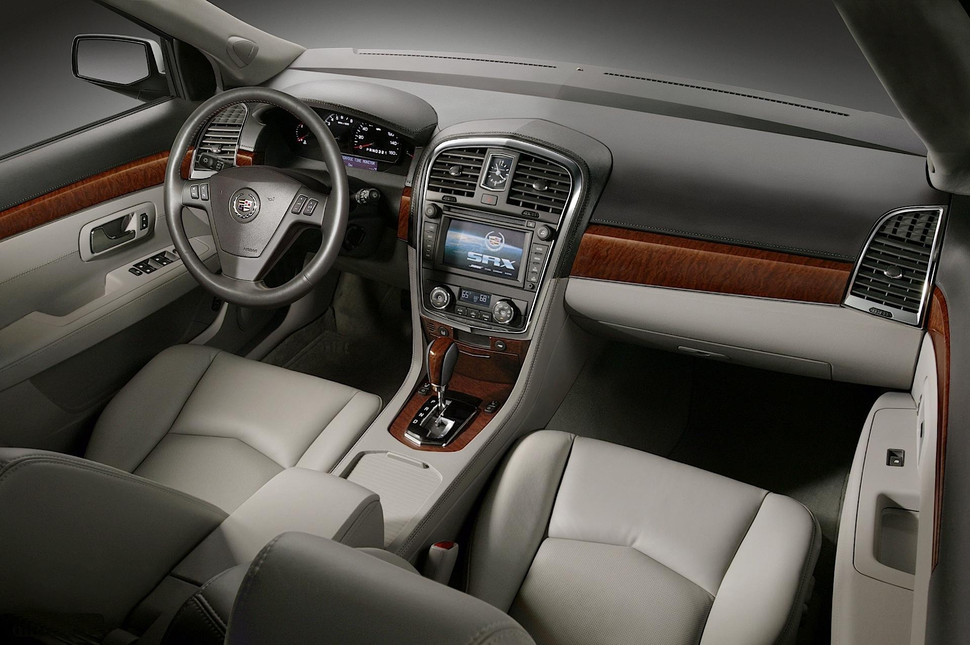 Cadillac Srx 2005 Present