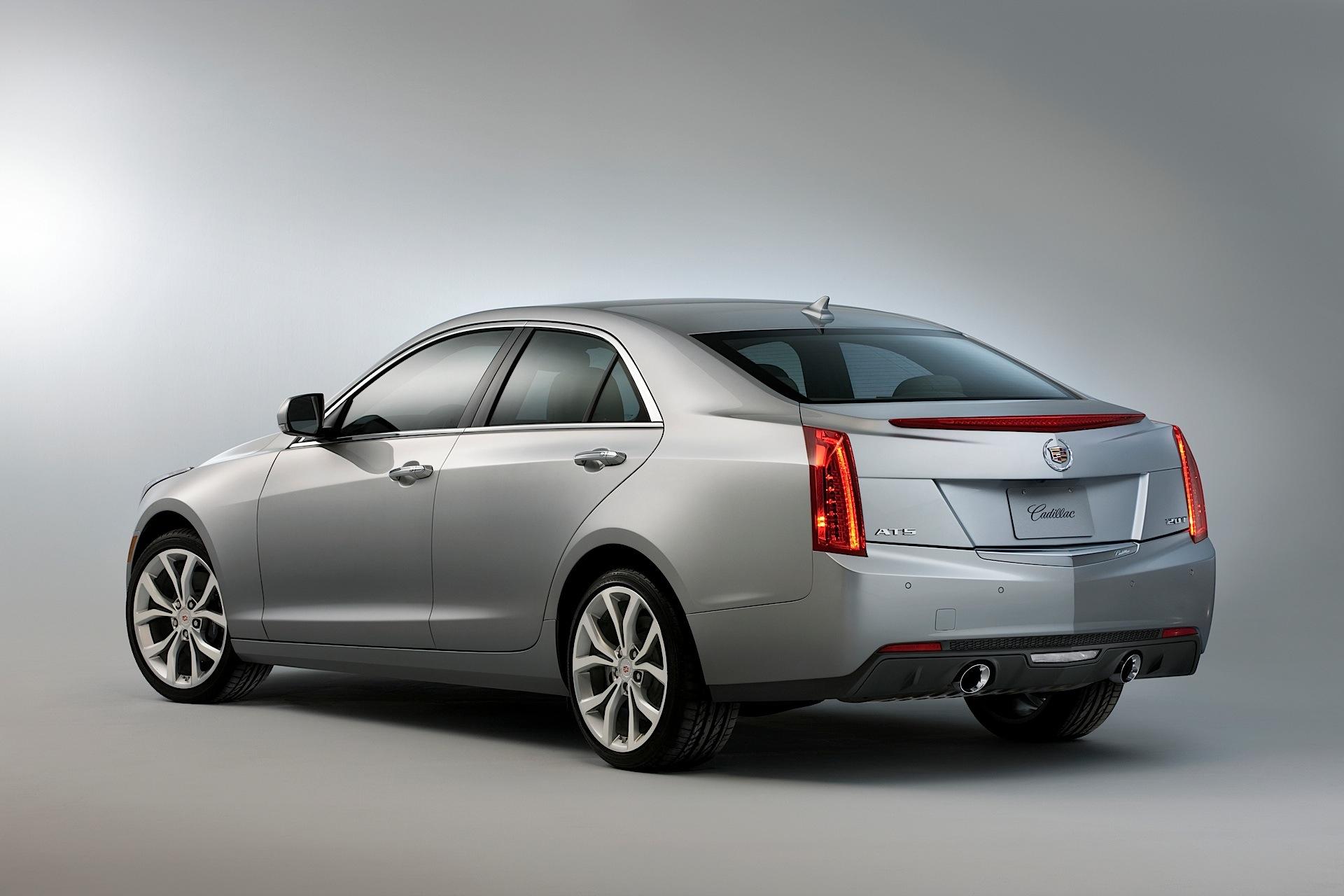 Cadillac Ats Specs Amp Photos 2012 2013 2014 2015 2016