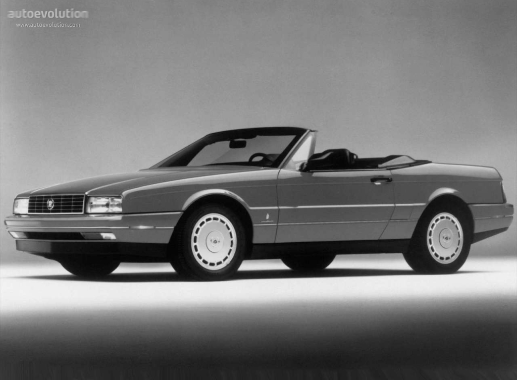 Cadillacallante on 1993 Cadillac Allante
