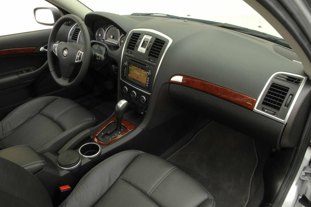 Cadillac Bls Wagon Specs 2007 2008 2009 2010